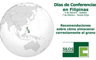 Conference Days in Philippines – Recommendations on how to store grains properly