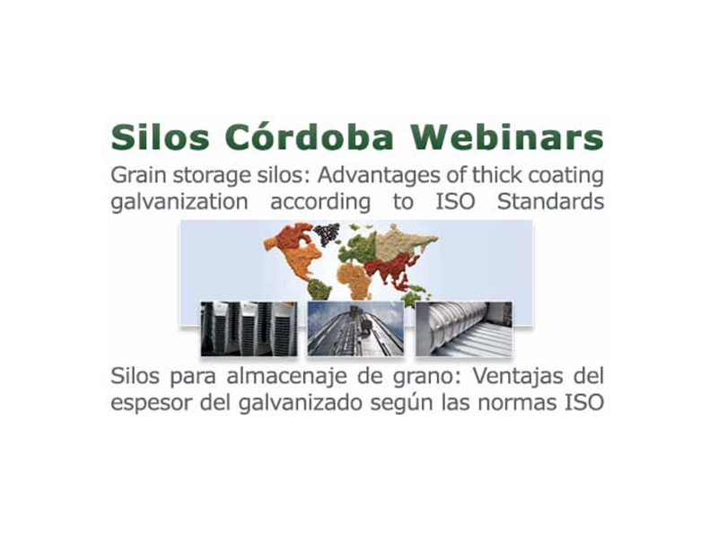 Grain storage silos: Advantages of thick coating galvanization according to ISO Standards