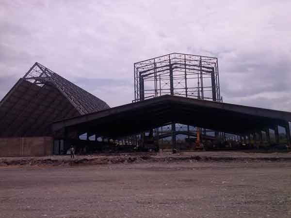 17 Assembly of proccesing warehouse in Venezuela