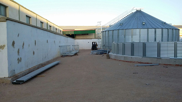 Grain Storage Facility Morocco
