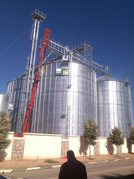 Turnkey Storage Facility in Morocco