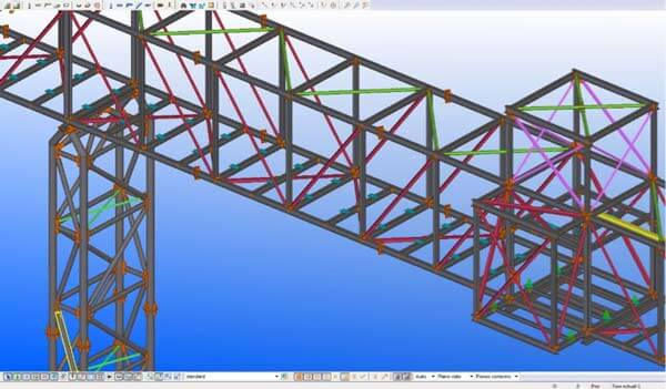 Applications BIM pour la gestion de projets industriels
