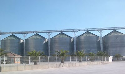 Storage Plant Alhama Spain
