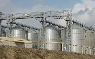 Arrozúa Cooperative Plant Expansion Spain