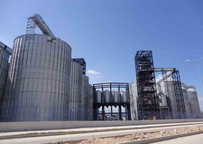 Storage plant Tiryaki Turkey
