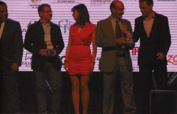 Gandaria-Silos Córdoba sponsors the first edition of the Iberian Porc d'Or Awards