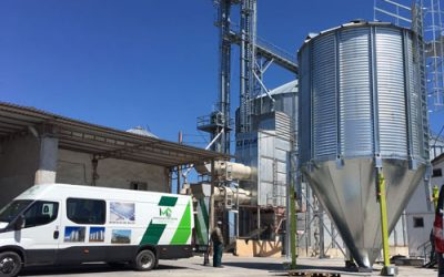 Silos Córdoba completes expansion of grain storage facility in Romania