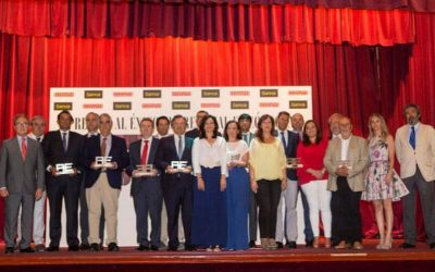 Actualidad Económica Magazine recognises business success in Córdoba