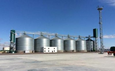 Andalusian technology for grain silos management