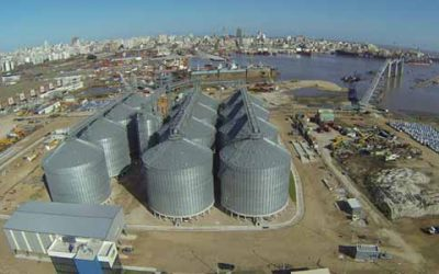 Silos Córdoba sets foot in the Argentinean grain