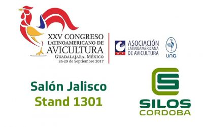 Turnkey projects for broilers and steel framed buildings for livestock to be exhibited at Latin American Poultry Congress in Mexico