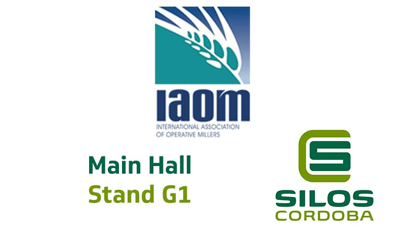 Grain handling, drying and storage solutions to be exhibited at IAOM MEA 2017