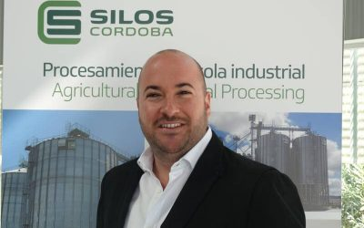 Pablo A. Fernández Moriana has been appointed Global Sales Director of Silos Córdoba's Grain Storage Division