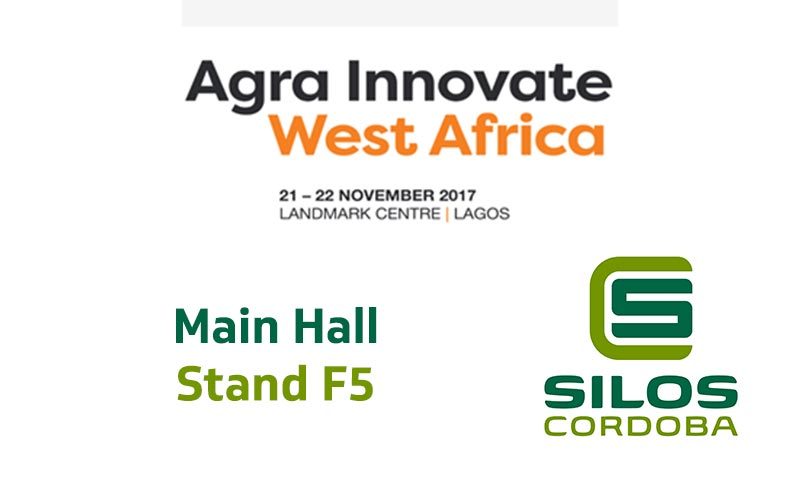 Getting ready to show our grain storage solutions at Agra Innovate Nigeria 2017