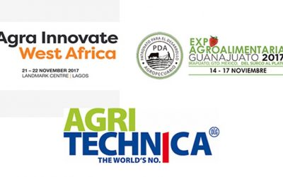Grain and Livestock Exhibitions Worldwide (November)