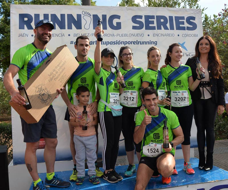 Silos Córdoba wins again at the Córdoba's Running Series