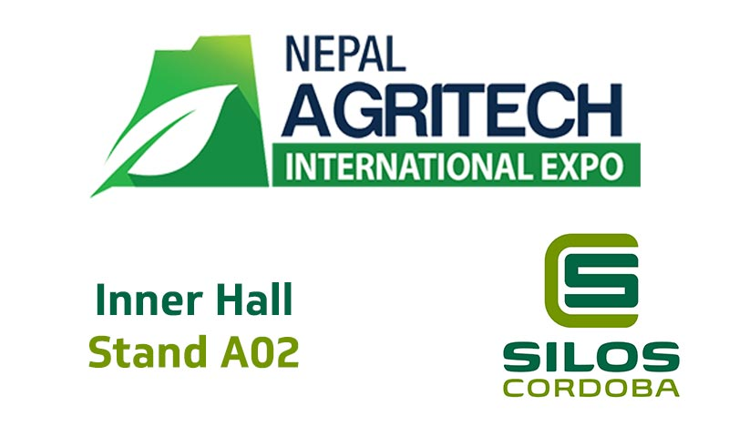 Grain Silos to be Showcased at Nepal Agritech International Expo
