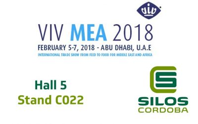 Gandaria Livestock Services, Livestock Division of Silos Córdoba, will be exhibiting at VIV MEA Abu Dhabi