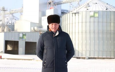 "The ""Golden"" stock of Kazakhstan: Where grain from our fields is stored"