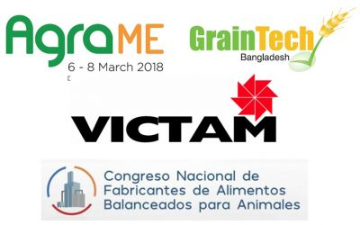 Grain and Livestock Exhibitions Worldwide (March)