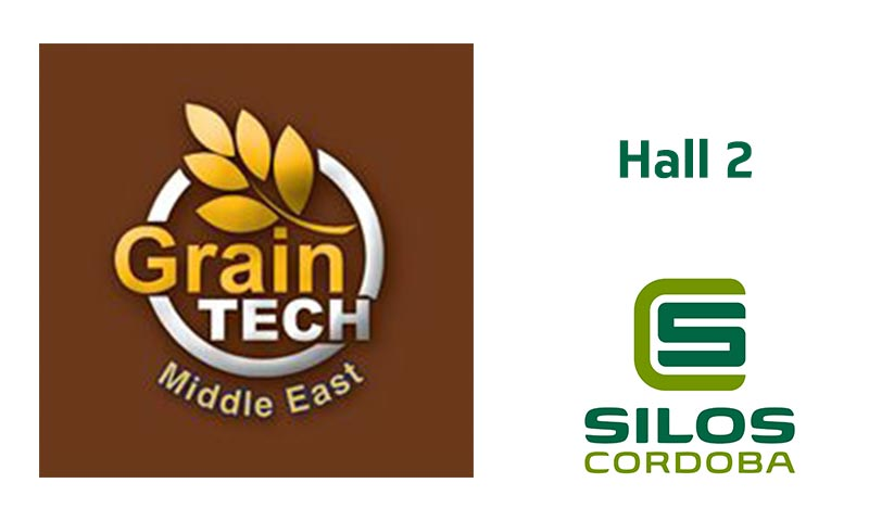 We'll be showcasing our grain storage solutions at Grain Tech Egypt 2018