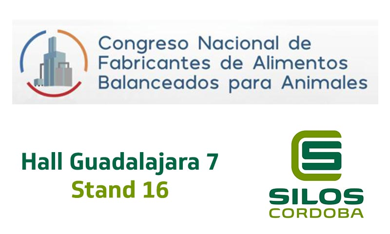 Silos Córdoba will be exhibiting at ALIBAL 2018, Mexico