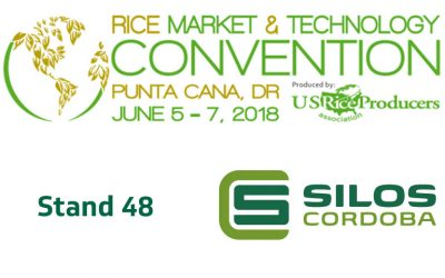 We'll be exhibiting at Rice Market and Technology Convention in Dominican Republic
