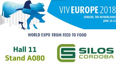 We'll be exhibiting at VIV EUROPE in The Netherlands