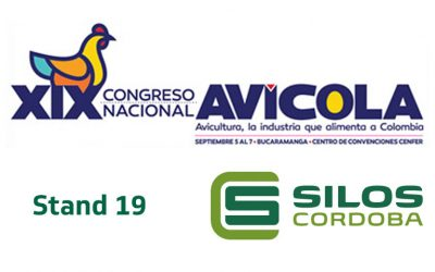 Gandaria will be exhibiting at XIX National Poultry Congress in Santander, Colombia