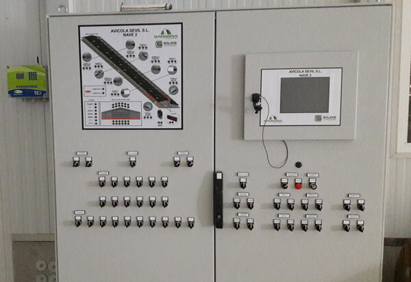 climate control in poultry facility