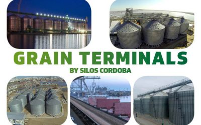 Silos Córdoba has signed a contract for the construction of a grain terminal in Nigeria