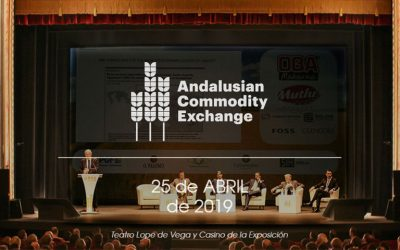 Silos Córdoba sponsors the Andalusian Commodity Exchange 2019