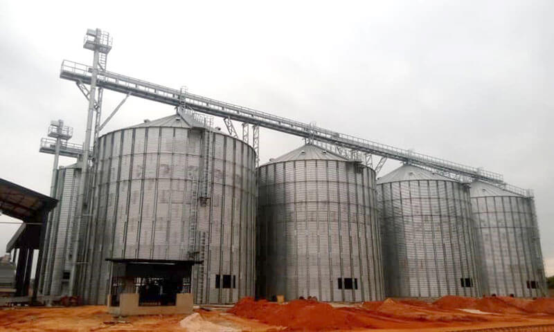 New storage plant in Owerri, Imo State in Nigeria