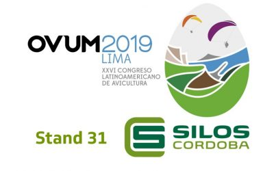 Turnkey projects for broilers and steel framed buildings for livestock to be exhibited at OVUM Congress in Peru