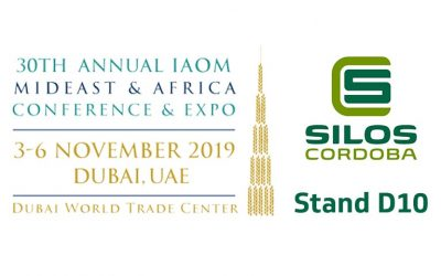 Grain handling, drying, and storage solutions to be exhibited at IAOM MEA Dubai