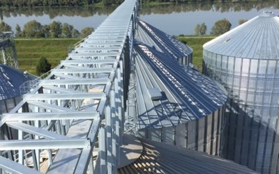 Silos Córdoba completes expansion of CAPA COLOGNA's wheat storage facility in Ferrara, Italy