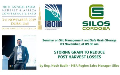 Seminar on Silo Management and Safe Grain Storage