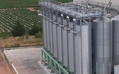 Silos Córdoba completes the installation of a new storage facility in Álava, Spain