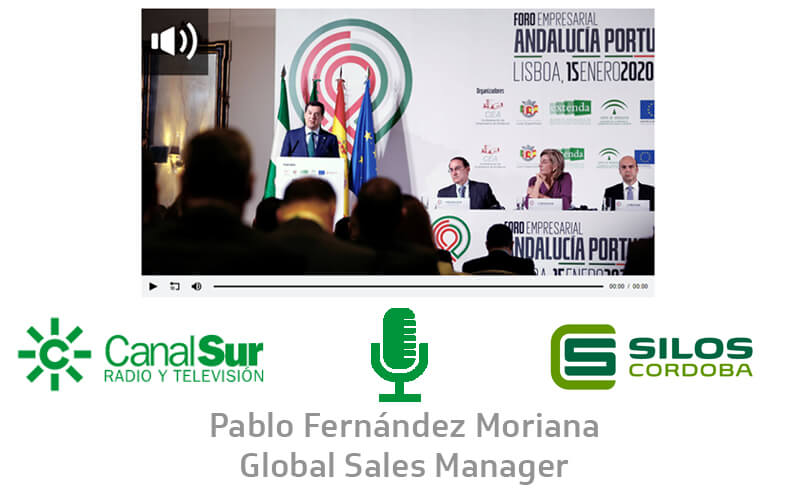 A cooperation agenda has been closed at the Andalusia-Portugal Forum