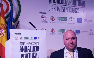 Silos Córdoba has participated in the 2020 Andalusia-Portugal Business Forum in Lisbon