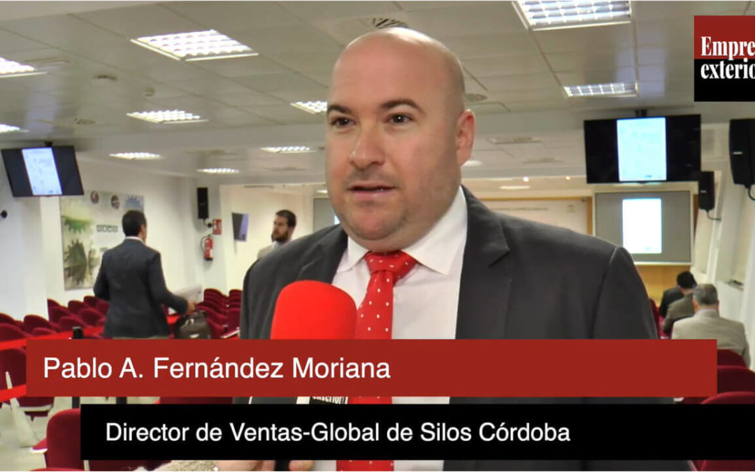 Silos Córdoba at the Conference on Opportunities in the Eurasian Economic Union