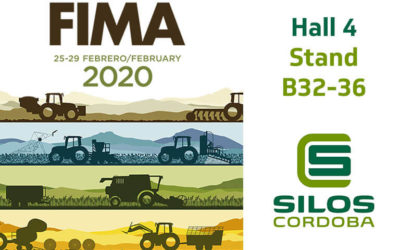 We'll be showcasing our grain storage systems and turn-key projects at FIMA 2020