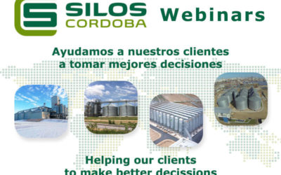 Silos Cordoba Webinars, helping our clients make better decisions
