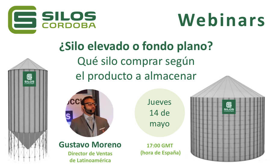 [WEBINAR] Hopper silo vs flat bottom silo. Which one is the best option for your business?
