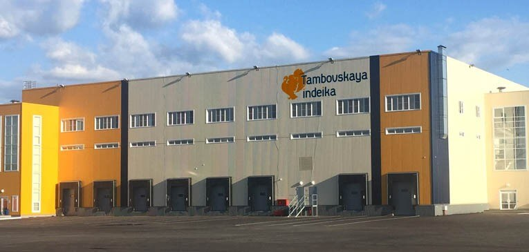 Tamboskaia Indeika inaugurates plant expansion in Russia