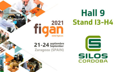 Turnkey projects for broilers and steel framed buildings for livestock to be exhibited at Figan, Spain