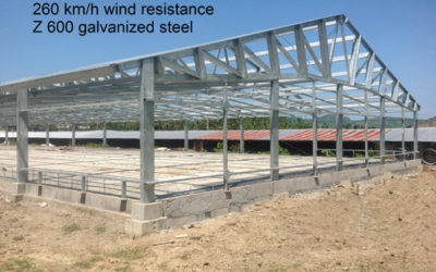 The Broiler Chicken Project in the Philippines is fully Operational