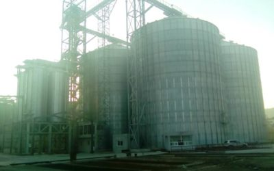 New storage facility inaugurated in Algeria
