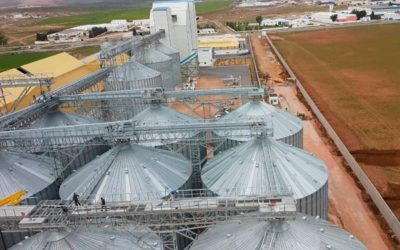 New turnkey storage plant in Tunisia